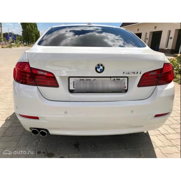 BMW 5 серия VI (F10/F11/F07) Рестайлинг 520i,2014
